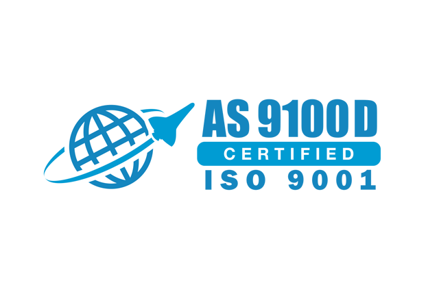 We ensure complete traceability product conformance based on iso 9001 and AS 9100D certifications.
